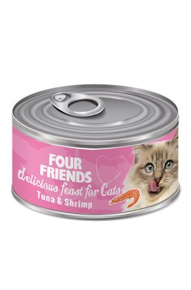 Tuna & Shrimp Cat Food