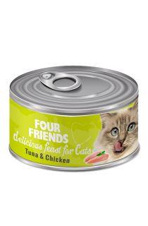 Tuna & Chicken Cat Food